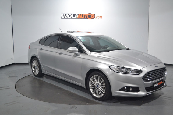 Ford Mondeo 2.0 Se Ecoboost 2015 A/t -imolaautos