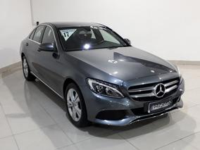 Mercedes-benz Classe C 1.6 Exclusive Turbo Flex 4p