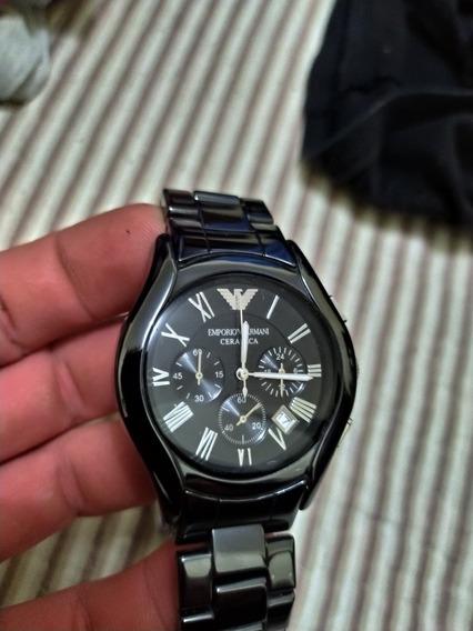 Relógio Emporio Armani Ar 1400 Cerâmica
