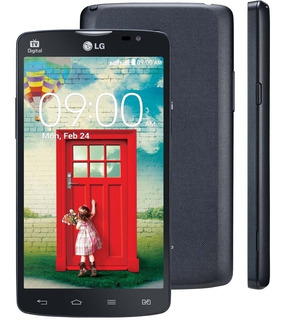 Smartphone Lg L80 Tv Dual D385 Android 4.4 Original Seminovo