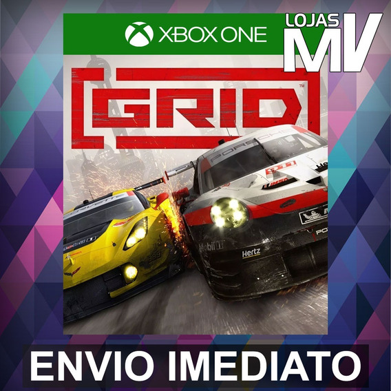 Grid Ultimate Edition Código De 25 Digitos Xbox One