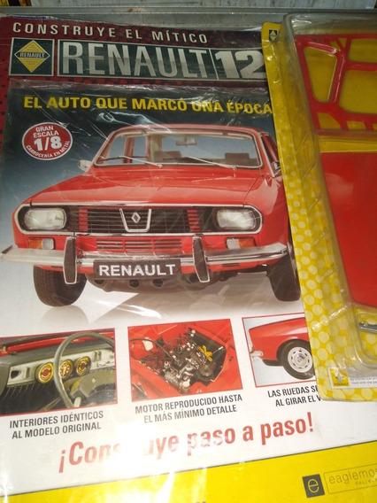 Renault 12 Para Armar 1 Al 25 Cada Uno El Precio