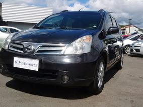 Nissan Livina Sl 1.8 16v At Flex 2012/2013 9286