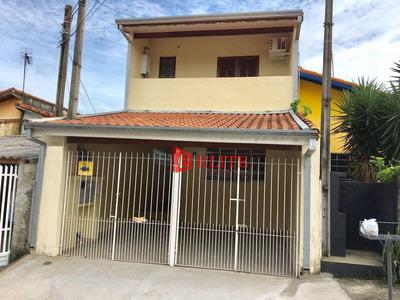 Sobrado 3 Dormitórios, Suite, Jd Petrópolis, São José Dos Campos - So0389