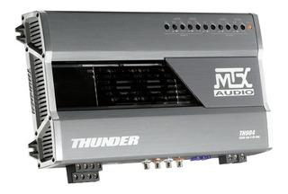 Amplificador Potencia Mtx Th 904 600w Rms Reales