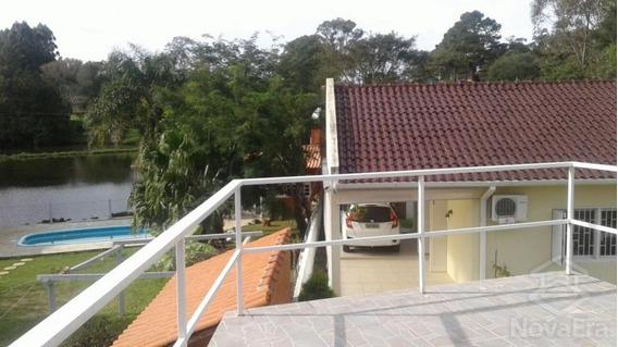 Casa Residencial 3 Dormitórios - Balneário Lermen, Itaara / Rio Grande Do Sul - 7141