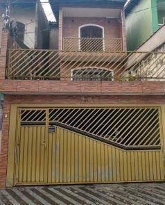 Imagem 1 de 22 de Sobrado Com 3 Dormitórios À Venda, 197 M² Por R$ 500.000,00 - Parque Marajoara - Santo André/sp - So0428