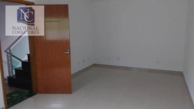 Apartamento Residencial À Venda, Parque Das Nações, Santo André. - Ap6122