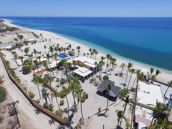 Venta Lote East Cape-los Barriles, La Paz- Excelente Oportunidad De Inversion En Baja California Sur