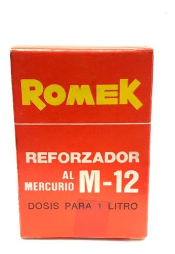 Imagen 1 de 2 de Reforzador Romek M-12 Para Revelado Fotografico Byn (9468)