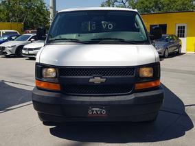 Chevrolet Express 6.0ls L 12 Pas At 2017