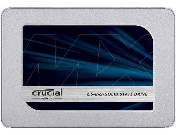 Disco Duro Ssd 500gb Crucial Mx500 Ultrarapido