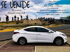 Hyundai Elantra Semi Full 2015