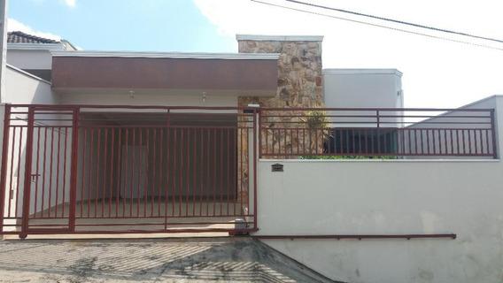 Casa Com 3 Dormitórios À Venda E Locação, 170 M² Por R$ 650.000 - Parque Nova Suiça - Valinhos/sp - Ca1317