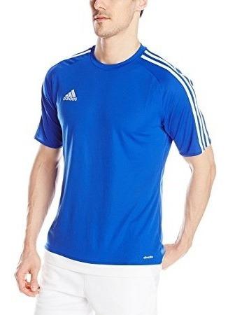Camiseta Estro Jersey Blue-white adidas