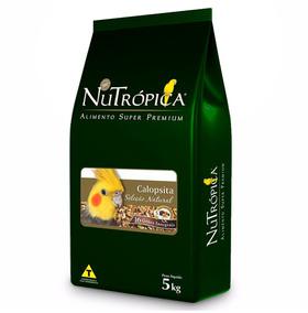 Ração Super Premium Nutrópica Seleção Para Calopsita 5kg