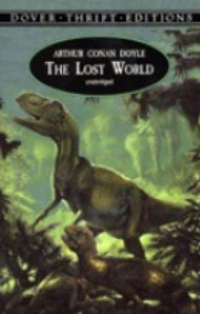 The Lost World - Dover Thrift Editions - Dover Publications
