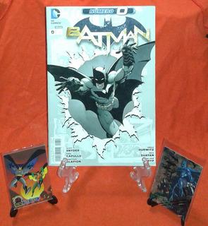 Comic Batman #0 En Español