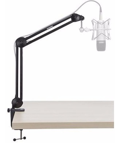 Samson Mba38 Soporte De Microfono Para Radios Brazo