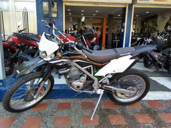 Kawasaki Klx 150 Modelo 2016 Al Día Financiación Inmediata!