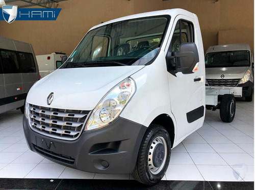 Renault Master Chassi 2021 Chassi