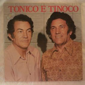 Lp Tonico E Tinoco 1975 Vou Voltar A Mato Grosso, Vinil