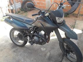 Yamaha Xtz 250 Lander 2008 Black