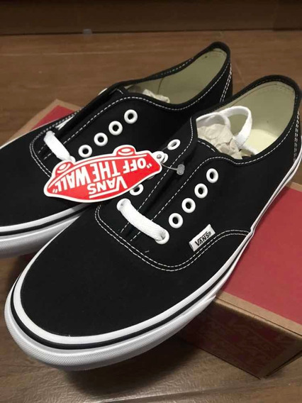 Vans Authentic Preto