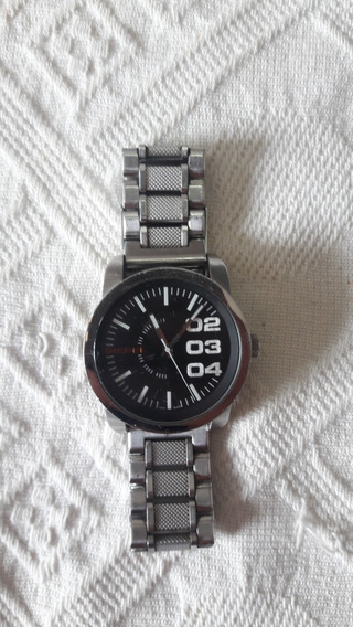 Relógio De Pulso Diesel Dz1370 - Usado (em Perfeito Estado De Conservação)