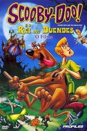 Dvd Scooby Doo! E O Rei Dos Duendes O Filme