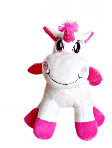 Unicornio De Peluche Felpa Antialérgico