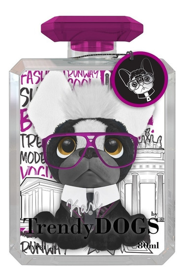 Trendy Dogs Karl Peluche Perro Perfumado 15cm Intek