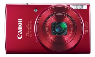 Canon PowerShot ELPH 190 IS - Rojo