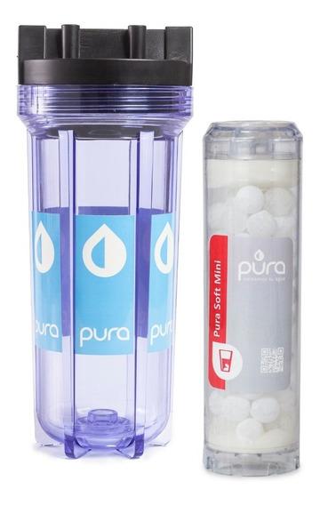 Filtro Ablandador Cristales Polifosfato Siliphos Pura Big Soft Para Agua Dura | Inhibe La Formación De Sarro