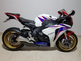 Moto Honda Cbr 1000 Hrc Ano 2010 C/ 22.000km.