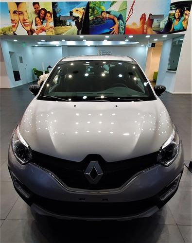 Renault Captur 2.0 Zen Bora Sw4 Gol Captiva 408 Ford Clio  G