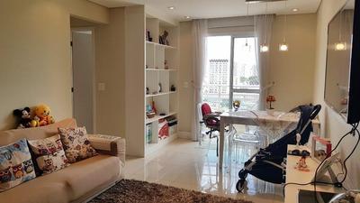 Lindo Apartamento Novo, Fino Acabamento E Com Armários, Vista Pra Paulo Faccini, 2 Quartos, Suíte, 2 Vagas, Venda, 60 M² Por - Macedo - Guarulhos/sp - Ap13338