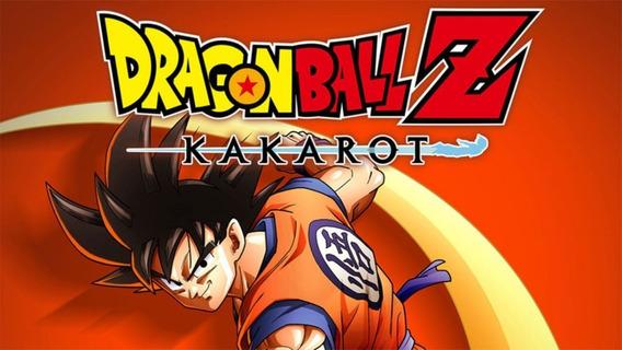 Dragon Ball Z: Kakarot Steam Pc