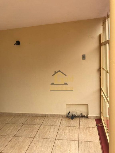 Casa Com 1 Dormitório À Venda, 83 M² Por R$ 175.000,00 - Campos Elíseos - Ribeirão Preto/sp - Ca1070