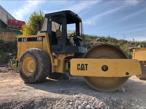 Vibrocompactador Caterpillar 563