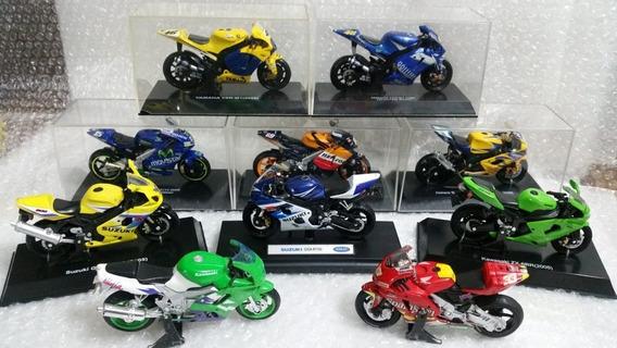 Colección De Moto Escala 1/18 Maisto Superbike Rossi (46)
