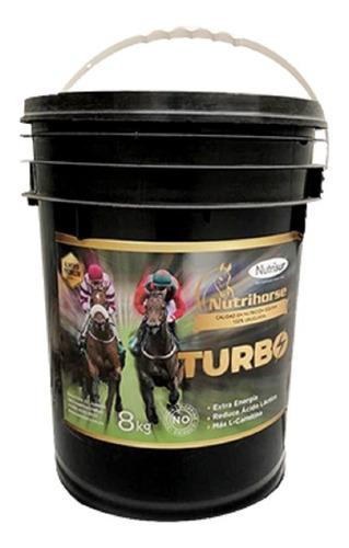 Imagen 1 de 7 de Suplemento Energético Vitamínico Equinos Nutrihorse Turbo