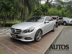 Mercedes Benz Clase E 200 Tp Blindaje 3