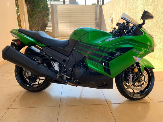Kawasaki Zx 14r Abs 2017