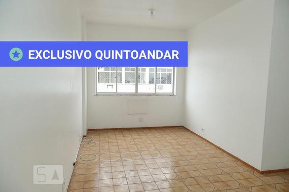 Apartamento No 9º Andar Com 2 Dormitórios E 1 Garagem - Id: 892974698 - 274698