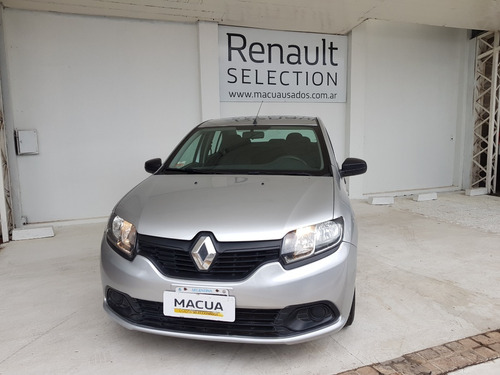 Renault Nuevo Logan Authentique Plus 1.6