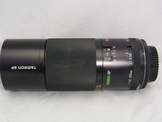 Tamron Sp 300mm F5.6 Macro 54b Canon Nikon M42
