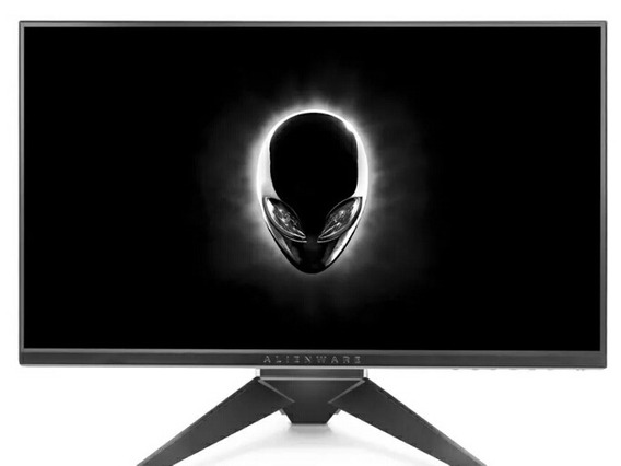 Monitor Alienware Aw2518hf Faço Por 1.700 Frete Por Sua Cont