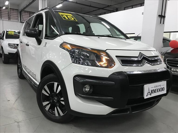 Citroën Aircross 1.6 Salomon Tendance 16v