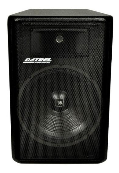 Caixa Acústica Ativa Jbl 15 Polegadas 300 Rms Blu Fm Usb